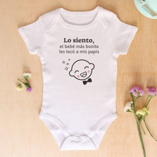 Body de Bebé